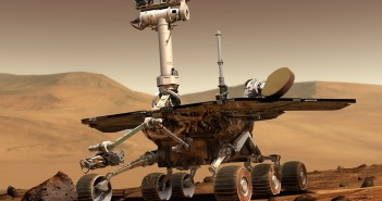 mars rover methane gas