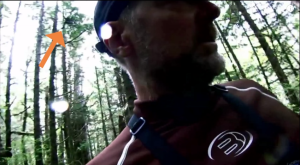 Bigfoot Survivorman appearance